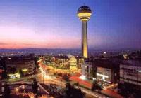 Gli hotel a Ankara