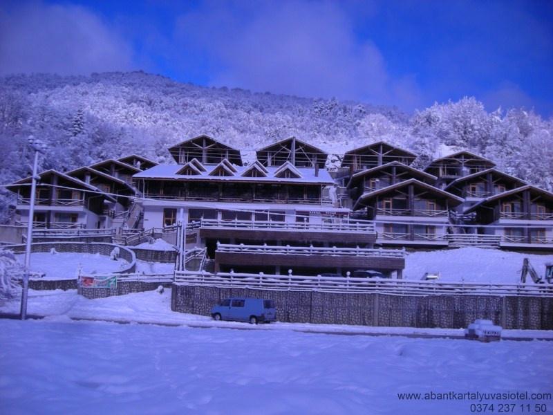 Abant Gokdere Kartal Yuvasi Otel صور الفندق