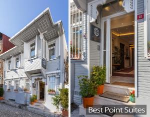 Best Point Suites Entrance