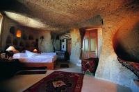 Guvercinlik Cave Room