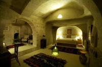 Catalkaya Cave suite
