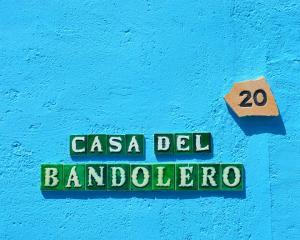 La Casa del Bandolero, Júzcar (Málaga)