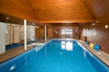 FREE use of onsite swimming pool and sauna