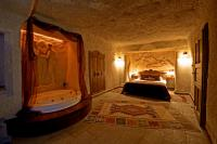 Cave Suite with Fireplace