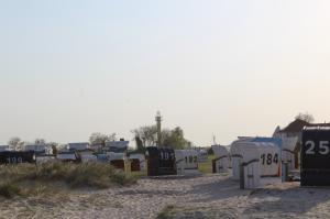 In unmittelbarer Strandnähe