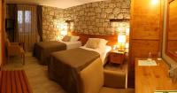 Stone Walled-Tween Bed