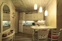 Studio kitchenette