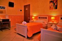 Camera doppia Arancio