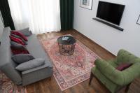 Living room Huma Suites Ground Floor