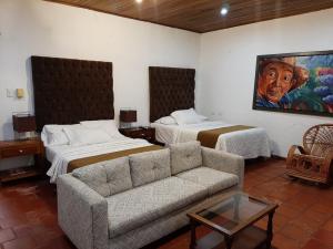 Habitacion Twin Valledupar Hotel CSR